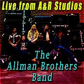 Live from A & R Studios de The Allman Brothers Band