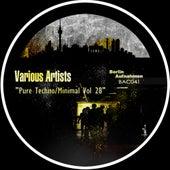 Pure Techno / Minimal Vol. 28 - EP de Various Artists