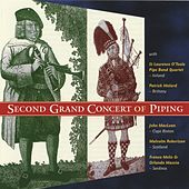Second Grand Concert of Piping by Various Artists