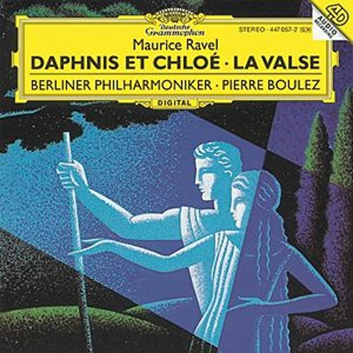 Ravel: Daphnis et Chloë by Various Artists