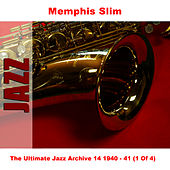 The Ultimate Jazz Archive 14 1940 - 41 (1 Of 4) von Memphis Slim