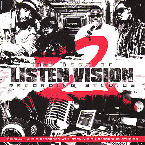 The Best of Listen Vision Volume #2 by Various Artists