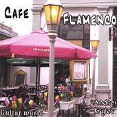 Cafe Flamenco. Guitar Music. by Andrei Krylov