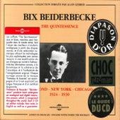 The Quintessence : Richmond-new York-chicago 1924-1930 de Bix Beiderbecke