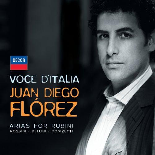 Voce d'Italia by Juan Diego Flórez