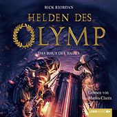 Helden des Olymp, Teil 4: Das Haus des Hades von Rick Riordan