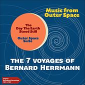 The 7 Voyages of Bernard Herrmann - Music from Outer Space (Original Soundtrack Recordings - 1951 & 1957) de Bernard Herrmann