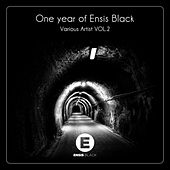 One Year Of Ensis Black Vol. 2 - EP by Various Artists