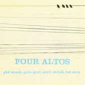 Four Altos (Remastered) de Phil Woods
