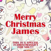 Merry Christmas James - A Special #christmasgift for You de Various Artists