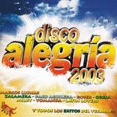 Disco Alegría 2003 von Various Artists
