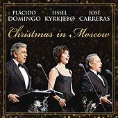 Christmas in Moscow de José Carreras
