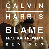 Blame (Remixes) de Calvin Harris