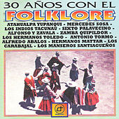 30 Años Con el Folklore de Various Artists