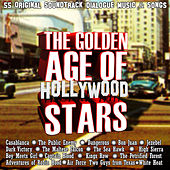 The Golden Age of Hollywood Stars - 55 Original Soundtrack Dialogue Music & Songs von Various Artists