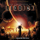 The Chronicles Of Riddick by Graeme Revell