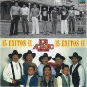 15 Exitos, Vol. 2 by Los Acuario De Mexico