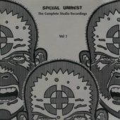 Complete Studio Recordings Vol. 1 by Social Unrest
