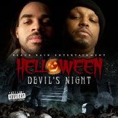 Helloween Devil's Night (Black Rain Entertainment Presents) by Various Artists