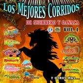 Los Mejores Corridos de Guerrero y Oaxaca, Vol. 4 de Various Artists