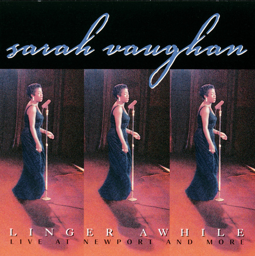 Linger Awhile by Sarah Vaughan