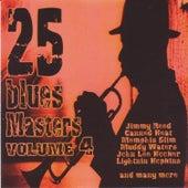 25 Blues Masters Vol. 4 de Various Artists