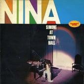 At Town Hall (Live) de Nina Simone