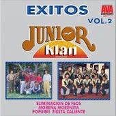 Exitos, Vol. 2 de Junior Klan