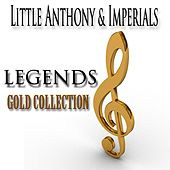 Legends Gold Collection (Remastered) de Little Anthony and the Imperials