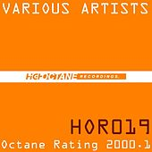 Octane Rating 2000.1 de Various Artists