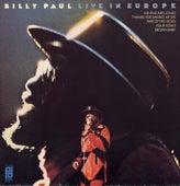 Live In Europe de Billy Paul