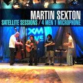 Satellite Sessions von Martin Sexton