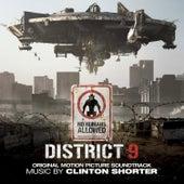District 9 (Original Motion Picture Soundtrack) by Clinton Shorter