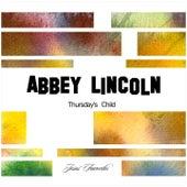 Thursday's Child de Abbey Lincoln