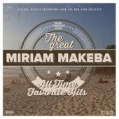 All Time Favorite Hits de Miriam Makeba
