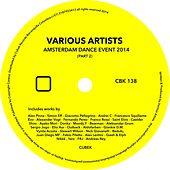 Cubek - Amsterdam Dance Event 2014 (Part 2) - EP by Various Artists