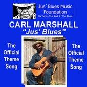 Jus' Blues by Carl Marshall