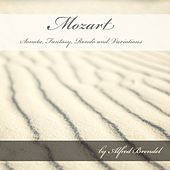 Mozart: Sonata, Fantasy & Rondo and Variations by Alfred Brendel