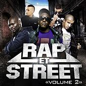 Rap et street, vol. 2 de Various Artists