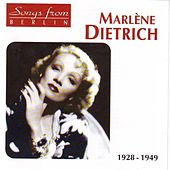 Marlene for Ever (Songs from Berlin) by Marlene Dietrich