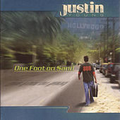 One Foot on Sand by Justin Young