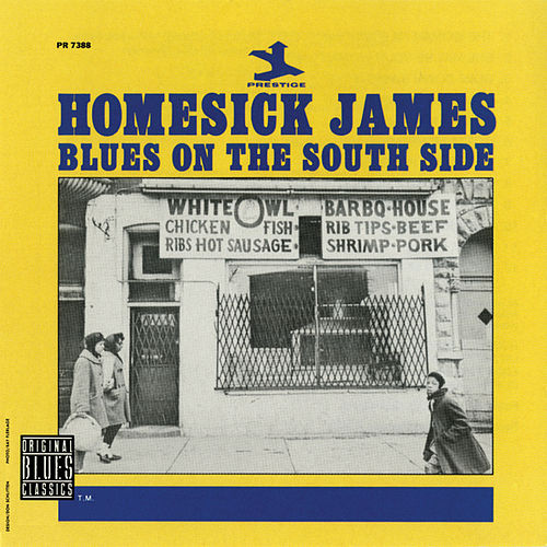 Blues On The Southside by Homesick James