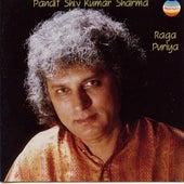 Raga Puriya (Live) de Pandit Shivkumar Sharma
