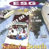 Sailin' Da South Chopped And Screwed by E.S.G.