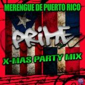 Merengue de Puerto Rico: Prime X-Mas Party Mix by Various Artists