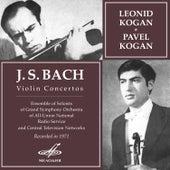 Bach: Violin Concertos, BWV 1041-1043 by Various Artists