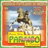 Corridos Populares de Mexico: 15 Exitos by Paraiso Tropical