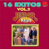 16 Exitos, Vol. 2 de Junior Klan
