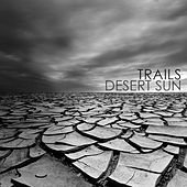Desert Sun by Trails