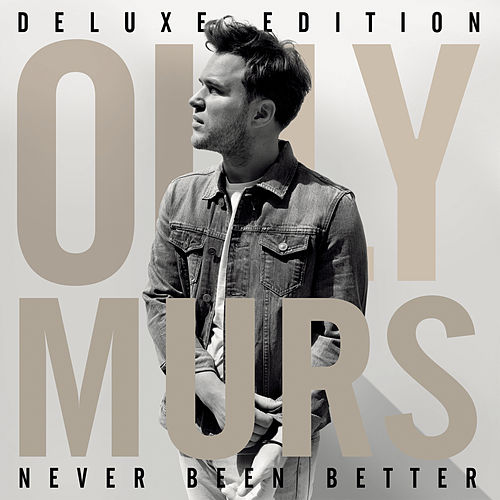 Never Been Better (Deluxe) de Olly Murs